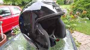 scooter motorcycle helmet