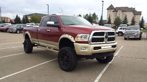 2014 Ram 3500 Long Horn Pickup Truck