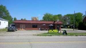 Restaurant for rent or for sale