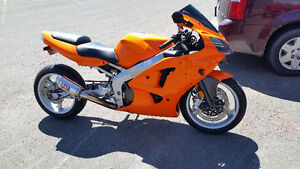 Want gone before winter 2007 ZZR600 LOW MILEAGE MINT