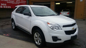 2013 Chevrolet Equinox LS SUV, blue tooth in mint condition