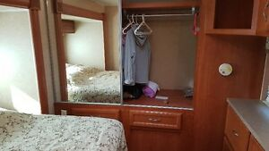 2008 Holiday Rambler Savoy LX 32RKD Travel trailer