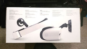 Dell Visor Windows Mixed Reality Headset with Motion Controllers