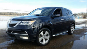 2010 Acura MDX Elite Package, DVD, Navi and Full Load