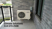Thermopompe - Climatiser Mural/ Heat Pump- AC wall units