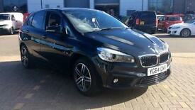 2014 BMW 2 Series 218i Sport 5dr Manual Petrol Hatchback