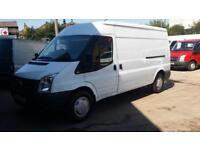 Ford Transit 2.4TDCi Duratorq ( 100PS ) 350L ( Med Roof ) Van 350 LWB