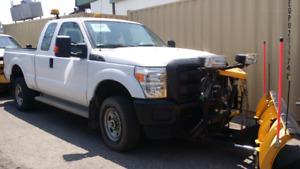 2015 Ford F-250 Super Duty - Plow Trucks --> 3 trucks available