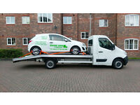 Vauxhall Movano 2.3CDTI 16v ( Euro V ) LWB 3500 CAR TRANSPORTER \ NEW BACK /