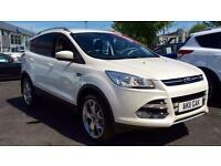 2015 Ford Kuga 2.0 TDCi 180 Titanium Powershi Automatic Diesel Estate