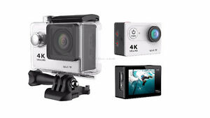 Firefly H1 High Definition 4K Action Camera Silver Strathcona County Edmonton Area image 1