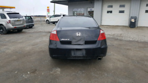 Honda accords coupe 2010