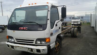 2004 GMC W5500 FORWARD ***A VOIR!***