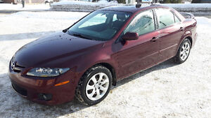 2006 Mazda Mazda6 GS TOURING EDITION 134000 KM! AUTOMATIQUE