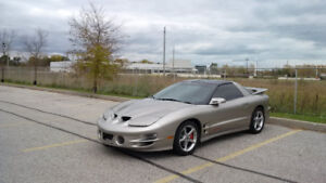 2002 Pontiac Trans Am SLP Firehawk Coupe (2 door)