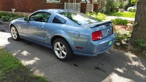 2006 Ford Mustang GT Fastback
