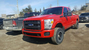 2016 facelift on a 2008 f250
