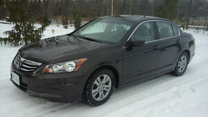 2011 Honda Accord LX Sedan