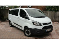 2014 64REG Ford Transit Custom Tourneo/kombi 2.2TDCi ( 125PS ) 9 seats 330 L2H1