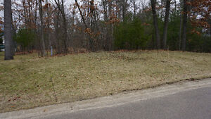 TWO LARGE LOTS FOR THE PRICE OF ONE WITH LAKE ACCESS!!!