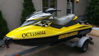 SEADOO RXP SUPERCHARGE 215HP COMME NEUF