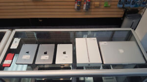 APPLE CELL PHONES, TABLETS, IPODS, MACBOOKS