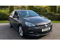 2015 Vauxhall Astra 1.4T 16V Limited Edition (Leat Manual Petrol Hatchback