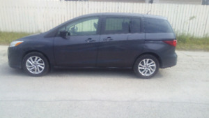 2014 Mazda5 GS, 6 Seaters, Auto, Good Condition, Low KM