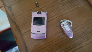 Motorola RAZR and blu-tooth ear piece