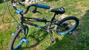 Batman bmx bike