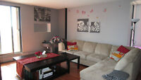 Two Bedroom 2 Bath Downtown Apartment (Partially Furnished)