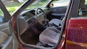 1998 Toyota Camry CE w Summer and Winters Kawartha Lakes Peterborough Area image 2