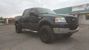 FORD F150 SUPERCREW  4X4 *** EXTRA CLEAN *** CERT  $11995
