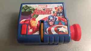Mattel the mighty avengers view master virtual reality