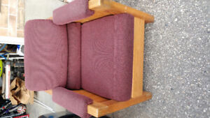 Crate Designs Arm Chair
