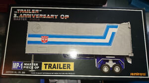 Transformers Third Party Just Toys MP-1 Trailer
