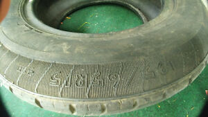 EAGLE LS 195/65R 15---------4 TIRES FOR 80$