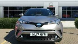 2017 Toyota C-HR 1.8 Hybrid Excel 5dr CVT Hybrid Hatchback Auto Hatchback Hybrid
