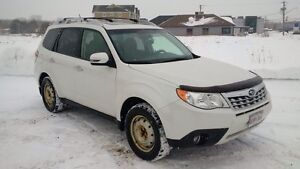 2012 Subaru Forester Touring Edition