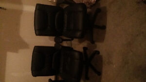 2 Great Office Chairs for Sale