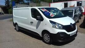 Renault Trafic 1.6dCi Low Roof Van 2015MY LL29 115 Business