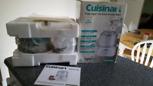 BNIB Frozen Yogurt  Maker