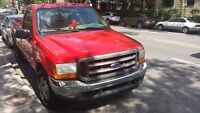 2001 Ford F-350 6 ft Pickup Truck