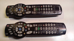 Shaw cable remote controls