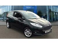 2017 Ford Fiesta 1.25 82 Zetec 3dr *** SATELLITE NAVGATION *** Manual Hatchbac