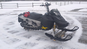 2008 Ski Doo Summit X OPEN TO OFFERS