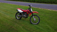 Honda crf 100 top shape !