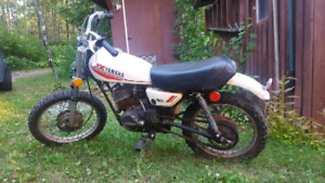 1981 Mx 80 project