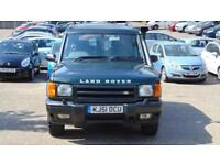 2001 Land Rover Discovery 2.5 TD5 GS 5dr (5 Seats)