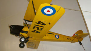 1/4 scale Tiger Moth RC plane for sale